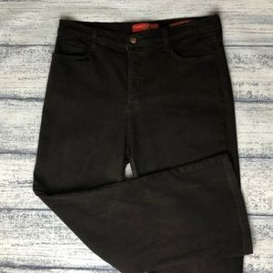 NYDJ Black/Brown Jeans